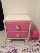 Hello Kitty 6 piece youth twin bedroom set in Ramstein, Germany