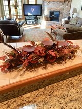 Fall Centerpiece in New Lenox, Illinois