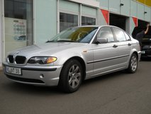 BMW320, 2002, Automatic, 92-k miles only, 1 owner,good+clean in Ramstein, Germany
