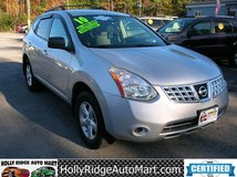 2010 Nissan Rogue s with 360 AWD! Rear Camera! Extra Clean SUV! in Camp Lejeune, North Carolina