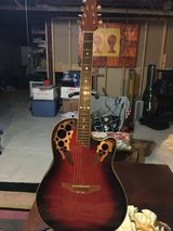 Ovation Guitar w/ Hardshell Case in Naperville, Illinois