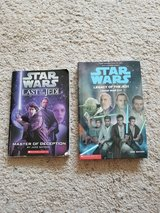2 - Star Wars Books in Camp Lejeune, North Carolina