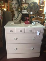 Pink 3 Drawer Dresser in Temecula, California