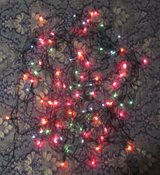 220V Indoor Multi Color Christmas Lights Strand #5 in Ramstein, Germany