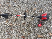 Troy Bilt Weed Eater and Portable Electric Starter in Fort Leonard Wood, Missouri