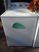 Whirlpool Cabrio Washer in Wilmington, North Carolina