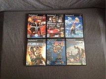 Sony PS2 Games in Travis AFB, California
