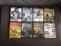 Sony PS2 Games #3 in Travis AFB, California