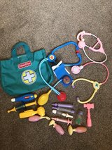 Fisher Price Doctor 17 pc LOT in San Clemente, California