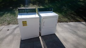 Washer And Dryer! in Macon, Georgia