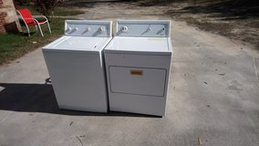 Kenmore Washer And Dryer! in Macon, Georgia