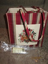 Longaberger small holiday tote with plastic liner/protector in Bolingbrook, Illinois