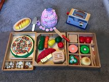 Melissa & Doug Velcro food Lot in San Clemente, California
