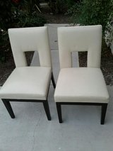 Pier 1 dining chairs in Camp Pendleton, California