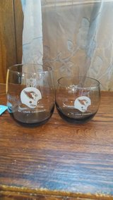 St Louis cardinals drinking glasses in Belleville, Illinois