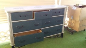 Sturdy. Wood dresser in Temecula, California