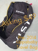 Uppababy Vista Travel Bag (pre-2015) in San Clemente, California