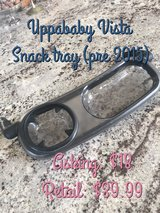 Uppababy Vista and Cruz Snack Tray (pre-2015) in San Clemente, California