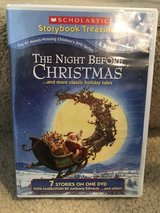 The Night Before Christmas DVD and other stories in Bolingbrook, Illinois
