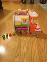 Shopkins fruit and vegetable stand in Bolingbrook, Illinois