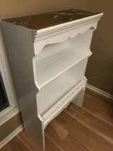 White Painted Hutch in Shorewood, Illinois