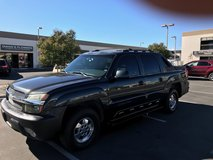 2003 CHEVY AVALANCHE!!!!! FULLY LOADED!!!!!! in Fort Irwin, California