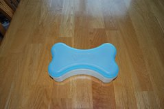 Dog Bone shaped treat holder in Naperville, Illinois