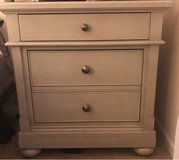 end table 2 draws only used for about 10 months in Shorewood, Illinois