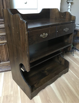 Vintage Antique Bookcase Table in Sugar Grove, Illinois
