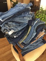 Hollister-Abercrombie & OTHER Name Brand Jeans & Clothing (girls-teen-woman small sizes) in Quad Cities, Iowa