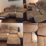 Recline couch in Vacaville, California