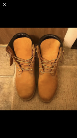 Timberland size 9 in Watertown, New York