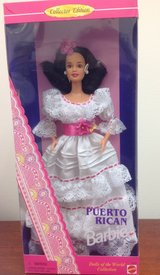 NEW in Box Puerto Rican Barbie in Moody AFB, Georgia
