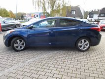'13 Hyundai Elantra GLS AUTOMATIC in Spangdahlem, Germany