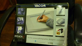 WACOM, Intuos 2 Platinum 6x8 Professional Tablet in Okinawa, Japan