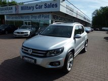 2014 VW Tiguan R-Line 4motion in Ramstein, Germany