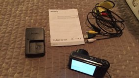 Sony cybershot and accessories in Beaufort, South Carolina