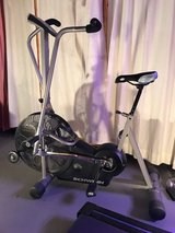Schwinn Air Dyne Evolution Comp Exercise Bike in Joliet, Illinois