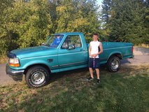 1995 Ford F-150 Longbed in Fort Lewis, Washington