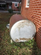 oil tank in Camp Lejeune, North Carolina