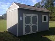 10x16 Garden Shed Storage Building Shed SPECIAL!! in Moody AFB, Georgia