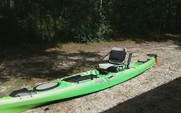 Jackson Kayak Cuda 14 in Fort Leonard Wood, Missouri