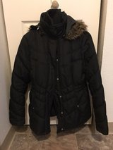 Small Female Winter Jacket in Fort Lewis, Washington