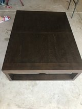 Coffee table from Ashley furniture in Fort Benning, Georgia