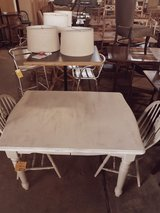 Greyish Table with 2 chairs in Wilmington, North Carolina
