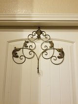 door wreath holder in Spring, Texas