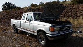 1990 FORD F250 EXTENDED CAB AUTOMATIC in Alamogordo, New Mexico