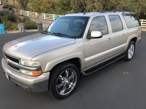 2004 Chevy Suburban LT 4X4 in Travis AFB, California
