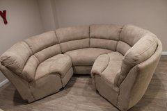 Curved Sofa in Spring, Texas