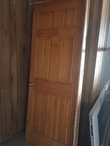 Interior Door solid wood with frame. in 29 Palms, California